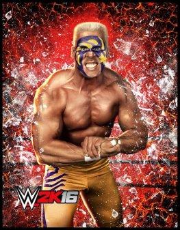 WWE 2K16 -Surfer Sting