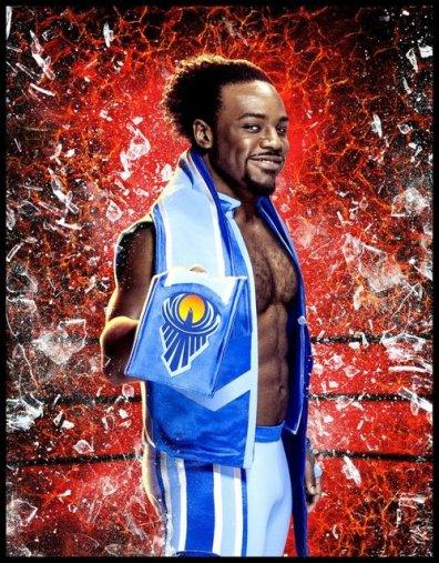 WWE 2K16 -Xavier Woods