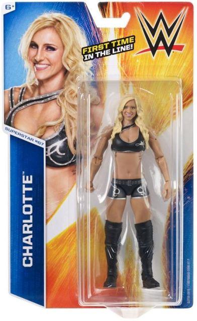 WWE Mattel Basic 55 - Charlotte