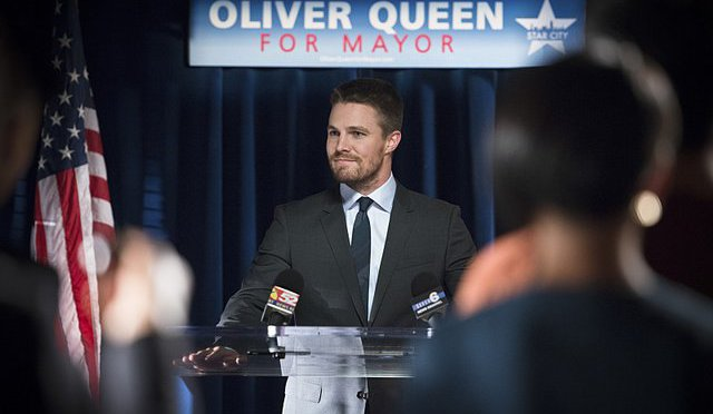 arrow-beyond-redemption-oiiver-queen runs for mayor