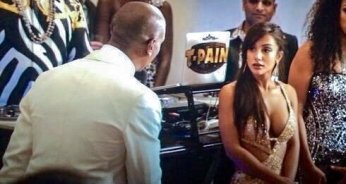 brittney-alger- with Tyrese Fast and Furious 7