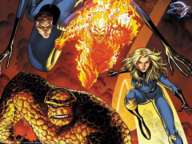Fantastic-Four-Comic-Book