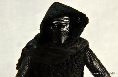 Kylo Ren Force Awakens Star Wars Black Series -right side