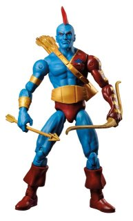 Marvel Legends 3' Yondu full