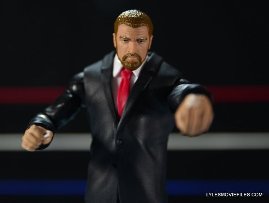 Mattel WWE Battle Pack - Triple H vs Daniel Bryan -Authority pose