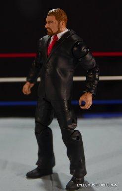 Mattel WWE Battle Pack - Triple H vs Daniel Bryan -Triple H left side detail
