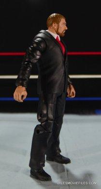 Mattel WWE Battle Pack - Triple H vs Daniel Bryan -Triple H right side detail