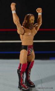 Mattel WWE Battle Pack - Triple H vs Daniel Bryan -Yes pose right side