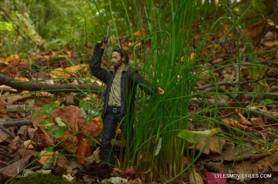 McFarlane Toys Walking Dead Rick Grimes Series 8 - in the bushes