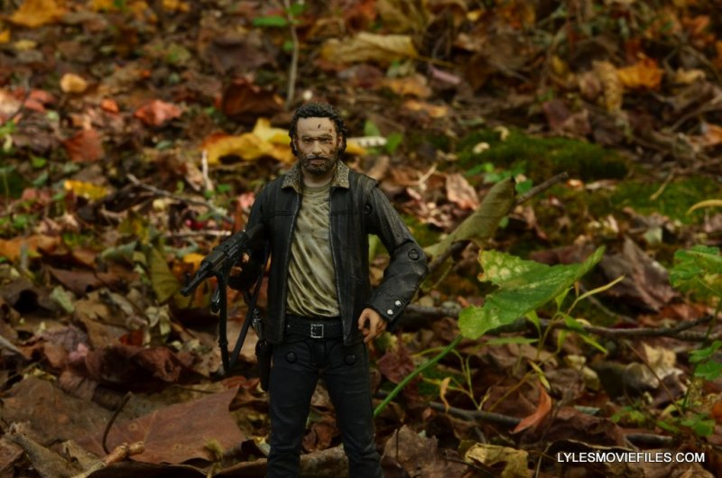 McFarlane Toys Walking Dead Rick Grimes Series 8 -wide main shot