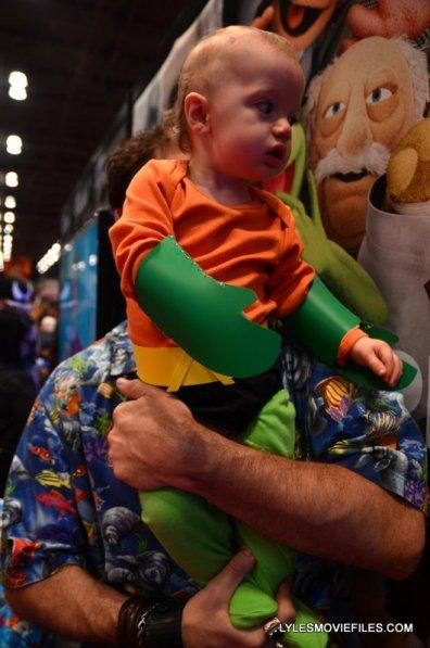 New York Comic Con 2015 cosplay - Aquababy