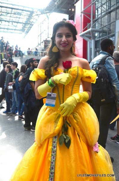 New York Comic Con 2015 cosplay - Belle