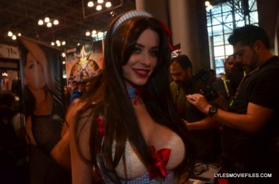 New York Comic Con 2015 cosplay - Emily Addison