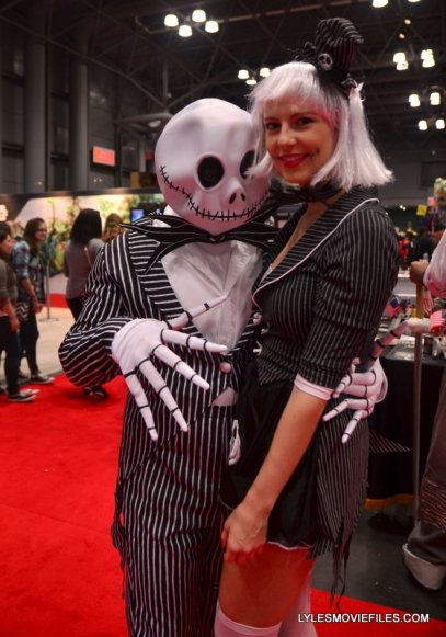 New York Comic Con 2015 cosplay - Nightmare Before Christmas