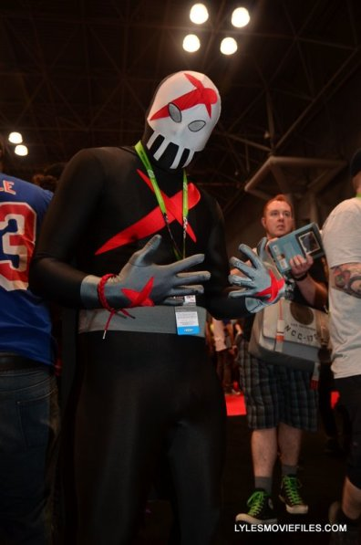 New York Comic Con 2015 cosplay - Red X
