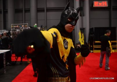 New York Comic Con 2015 cosplay - Sinestro Batman