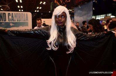 New York Comic Con 2015 cosplay - Storm