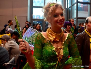 New York Comic Con 2015 cosplay - Tinkerbell