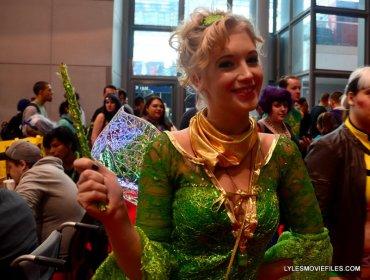 New York Comic Con 2015 cosplay - Tinkerbell