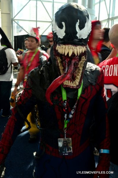 New York Comic Con 2015 cosplay - Venom