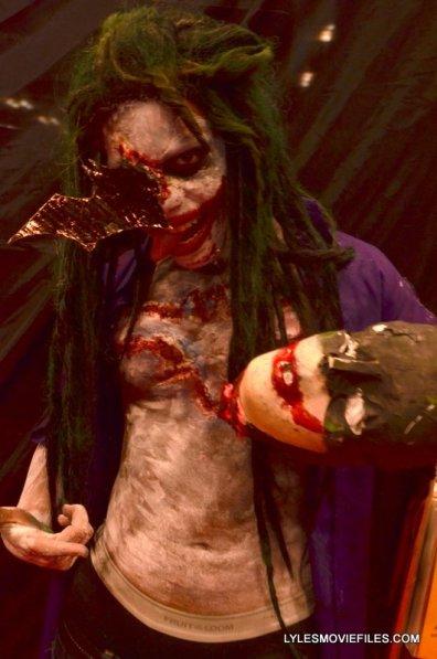 New York Comic Con 2015 cosplay - zombie Joker