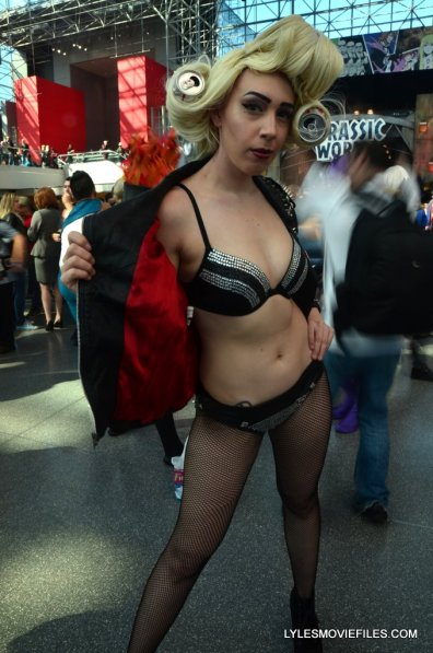 New York Comic Con cosplay - Lady Gaga Casey Renee