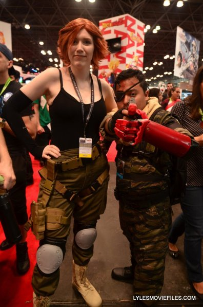 New York Comic Con cosplay - Metal Gear