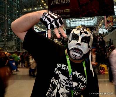 New York Comic Con cosplay - Pentagon Jr