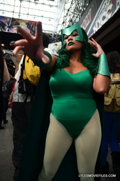 New York Comic Con cosplay - Polaris