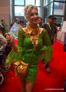 New York Comic Con cosplay - Tinkerbell