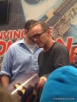 NYCC'15 - Clark Gregg signing at Marvel panel