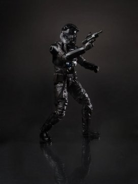 StarWars Black Series Force Awakens Villain Pilot