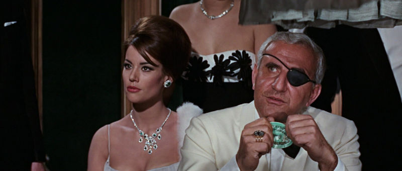Thunderball -Domino and Largo