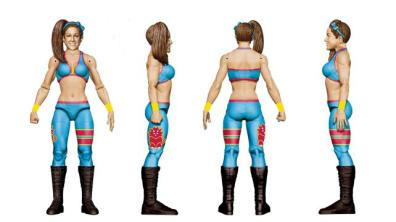 WWE Ringside Fest Mattel Bayley