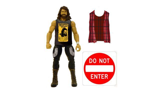 WWE Ringside Fest Mattel Cactus Jack Target Hall of Fame
