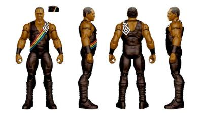 WWE Ringside Fest Mattel Elite two pack Farooq