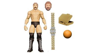 WWE Ringside Fest Mattel Target Hall of Fame Ted DiBiase