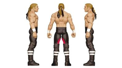 WWE Ringside Fest Mattel Triple H blue blood WWE Network