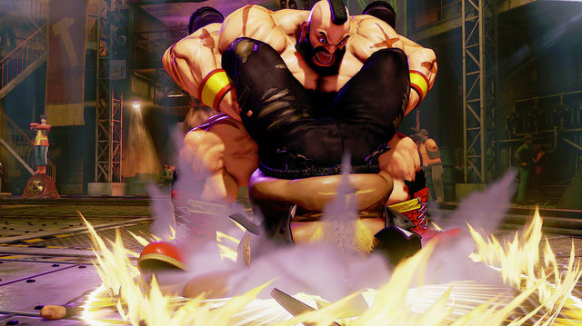 Zangief Street Fighter 5 -_body_slam