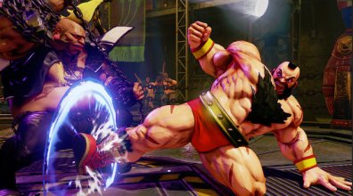 Zangief Street Fighter 5 -crouching_hard_kick