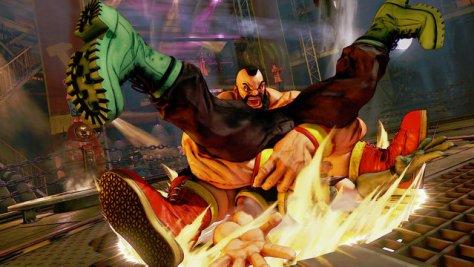 Zangief Street Fighter 5 -spd_slam