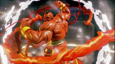 Zangief Street Fighter 5 -vtrigger