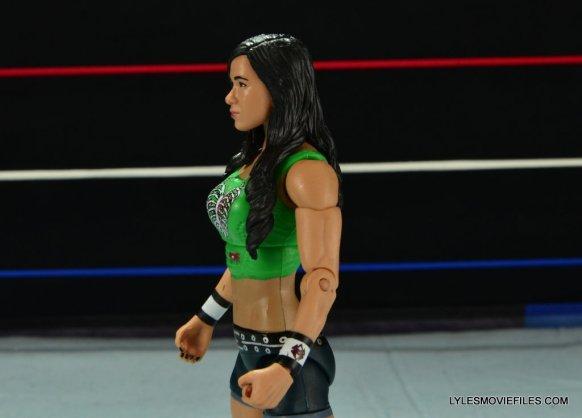 WWE Mattel Basic AJ Lee - left side2