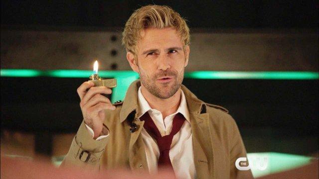 Arrow - Haunted - Matt Ryan as John Constantine