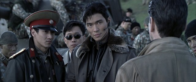 Die Another Day - Col Moon, Zao and Bond
