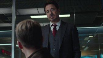 """Captain America Civil War"" - Steve and Tony Stark"