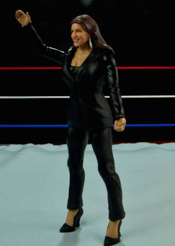WWE Basic Stephanie McMahon - left side wide