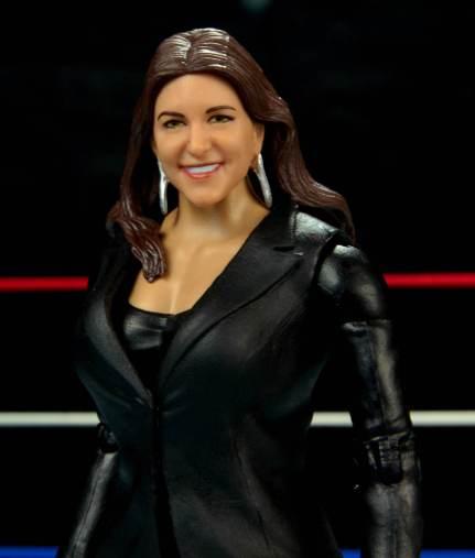 WWE Basic Stephanie McMahon - profile shot