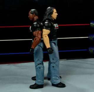 WWE Mattel APA -APA scale
