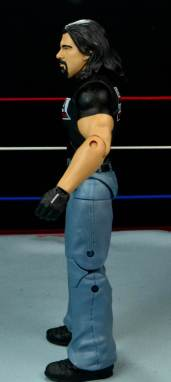 WWE Mattel APA - Bradshaw left side